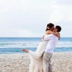 Byron Bay beach wedding photography