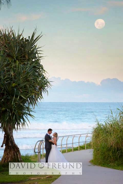 Lennox Head Beach wedding photographer