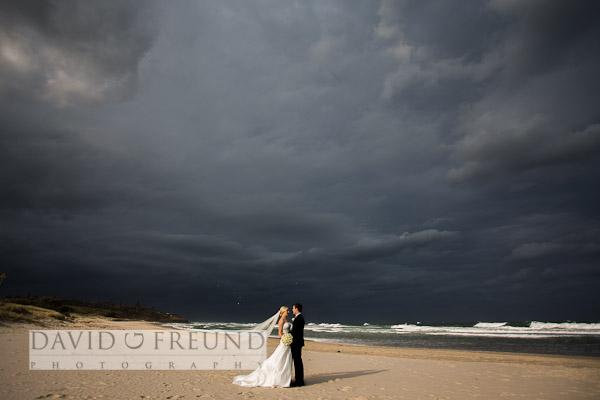 Ballina beach wedding photographer