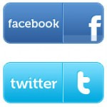 Facebook and Twitter. Where to find me.