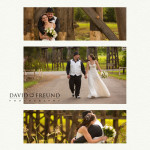 Lismore Wedding Photo Album Page
