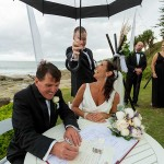 Yamba Wedding Photography Fun in the Rain